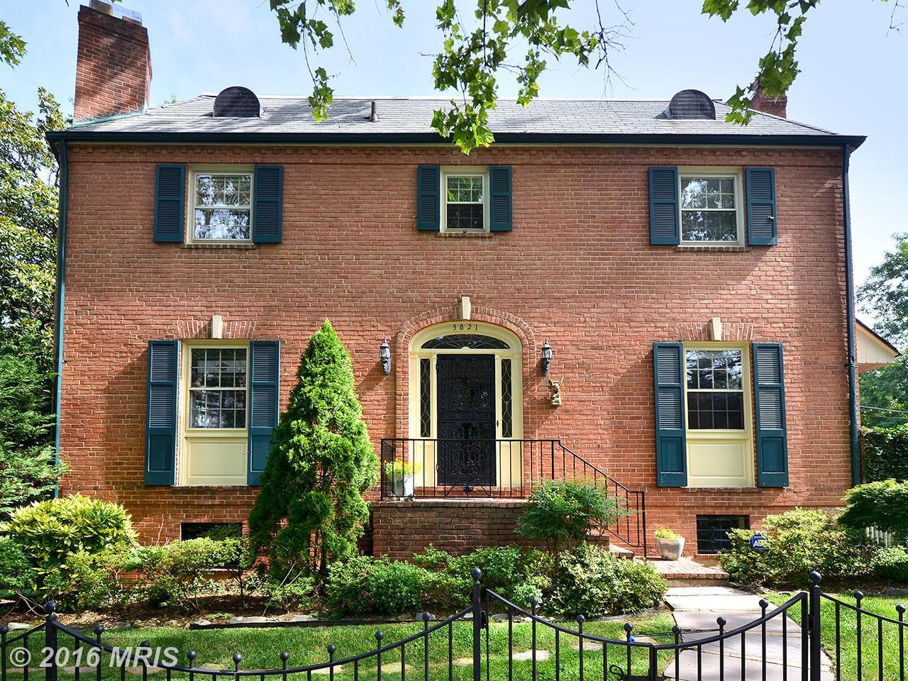 3821 Macomb St NW, Washington, DC 20016 - Estimate and Home Details ...