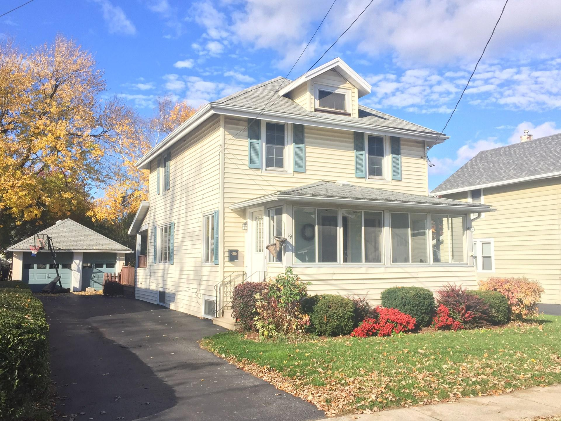 New york genesee county oakfield - 19 Cary Ave