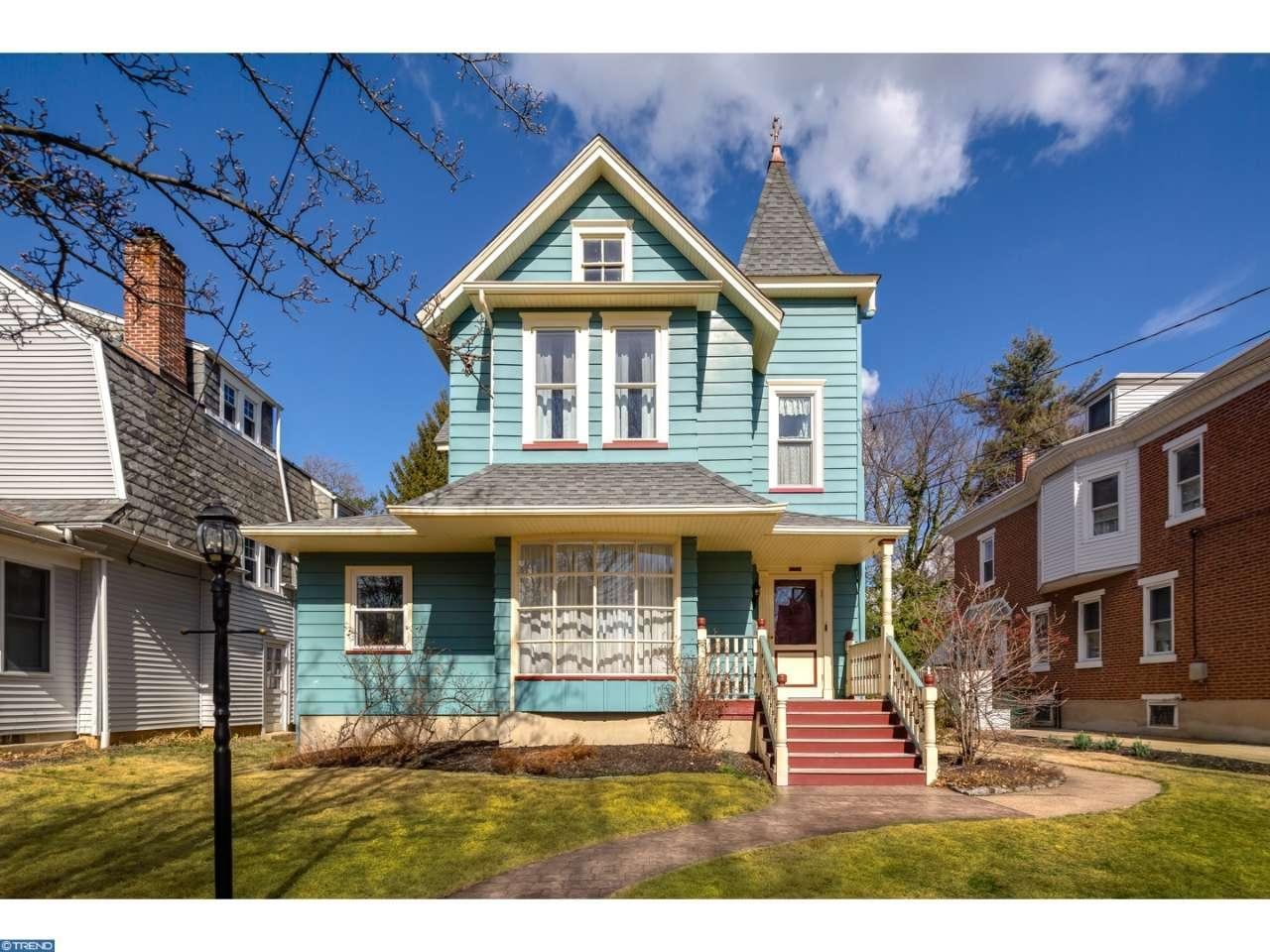605 Stokes Ave Collingswood Nj 08108 Single Family Home