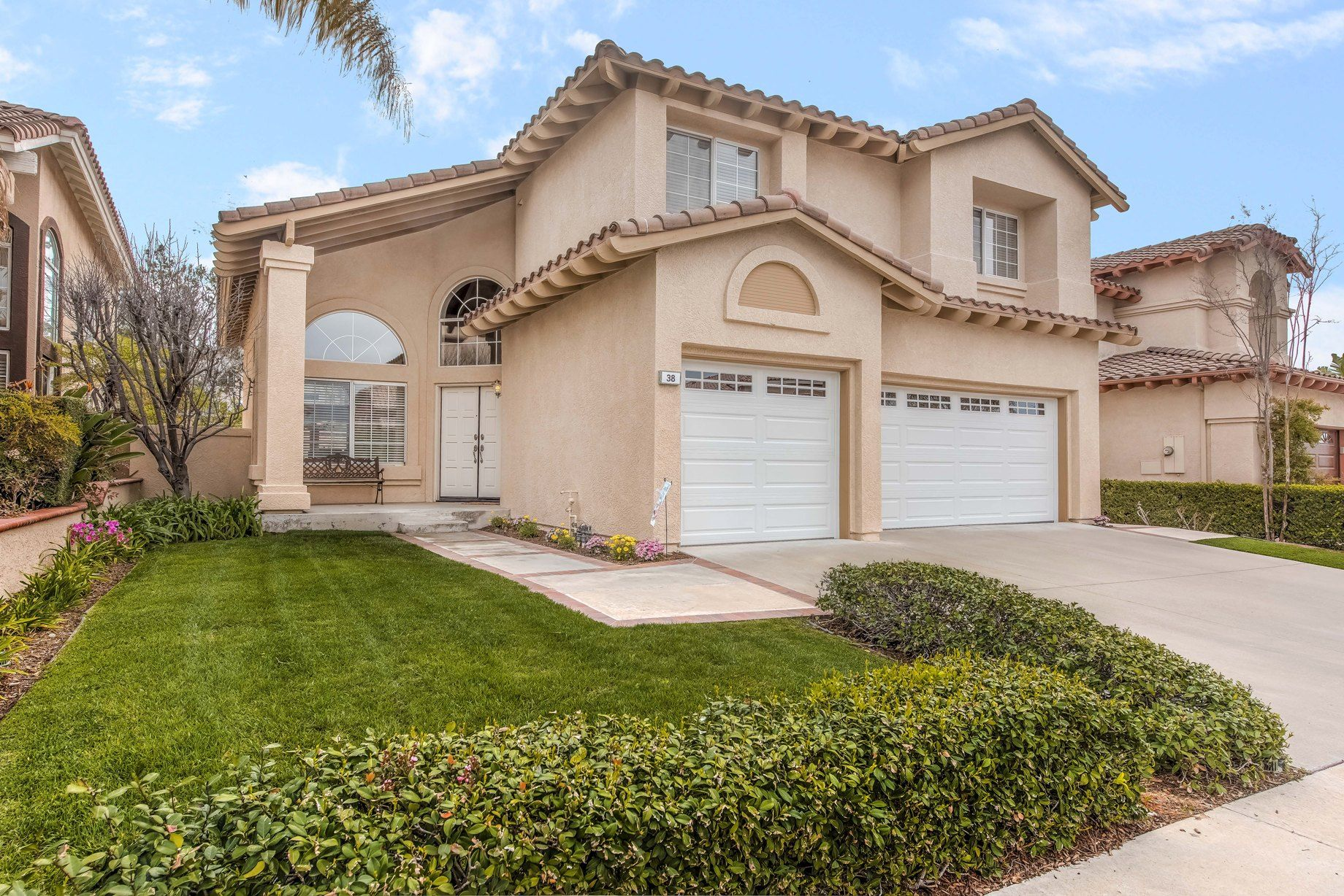 38 Monserrat Pl Foothill Ranch CA Estimate and Home
