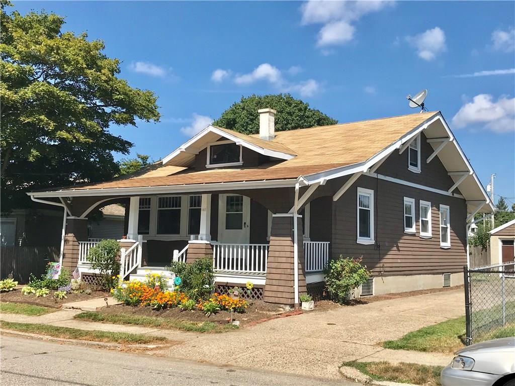 146 Evergreen St, Pawtucket, RI 02861 - 3 Bed, 1 Bath Single