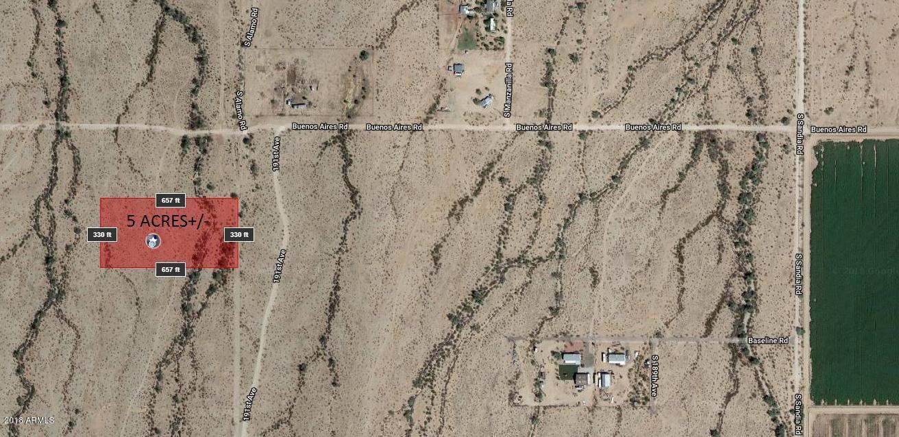 19101 W Buenos Aires Rd, Buckeye, AZ 85326   Lot/Land   MLS