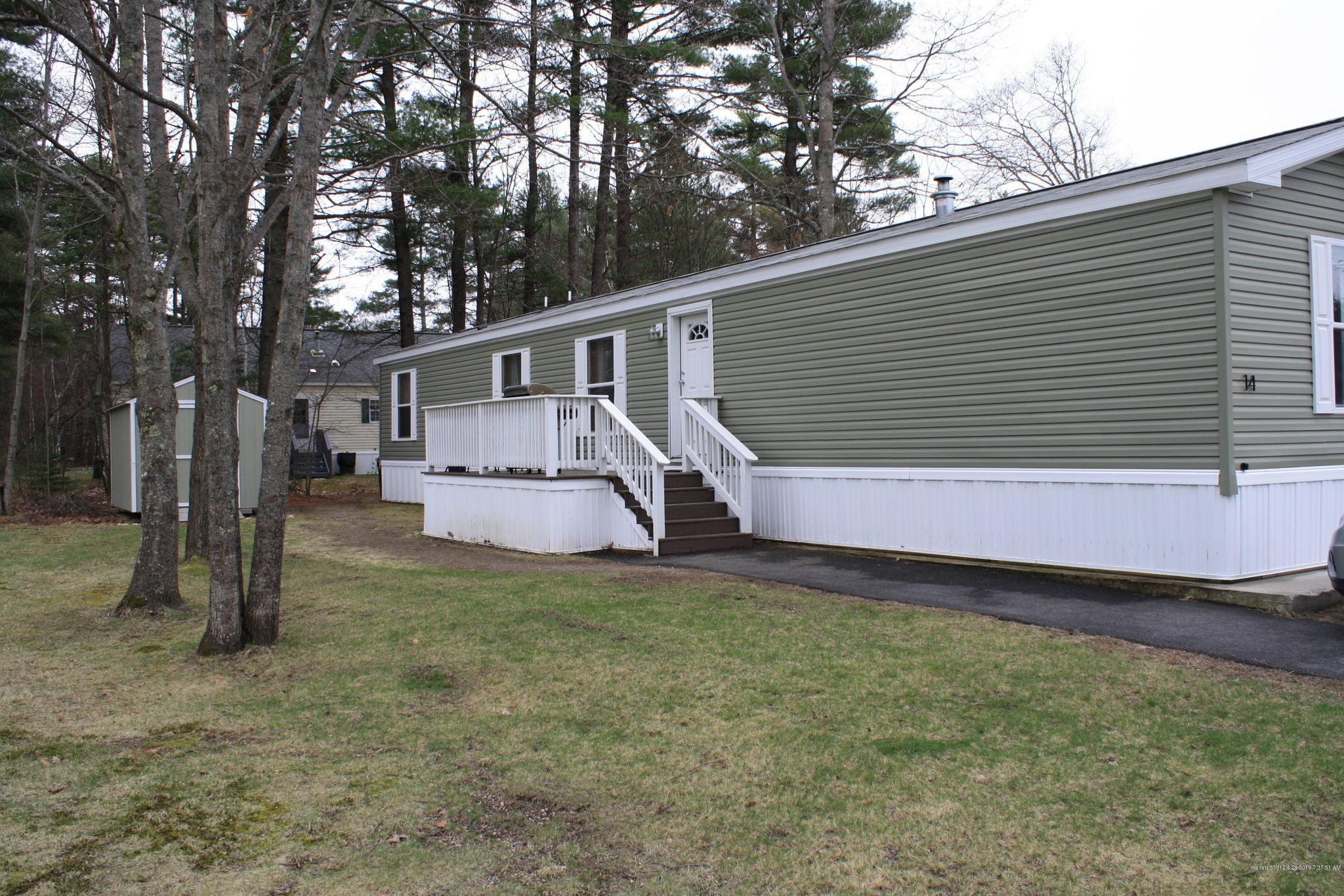 14 Deer Hill Ave, Standish, ME 04084 - 3 Bed, 2 Bath Mobile/Manufactured -  MLS #1411878 - 16 Photos   Trulia