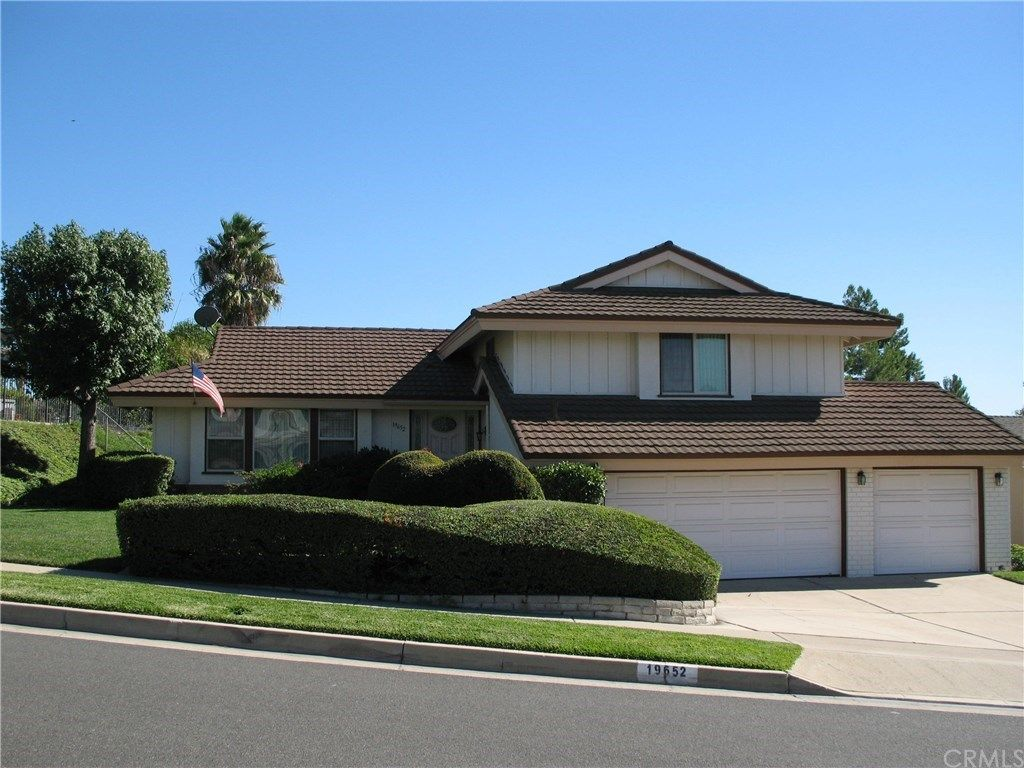 Yorba Linda Ca Zip Code Map.19652 Crestknoll Dr Yorba Linda Ca 92886 5 Bed 3 Bath Single