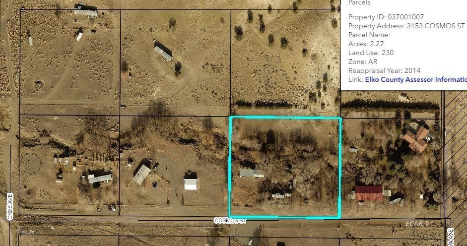 3153 Cosmos St Elko Nv 89801 Lot Land Mls 3616927 Trulia