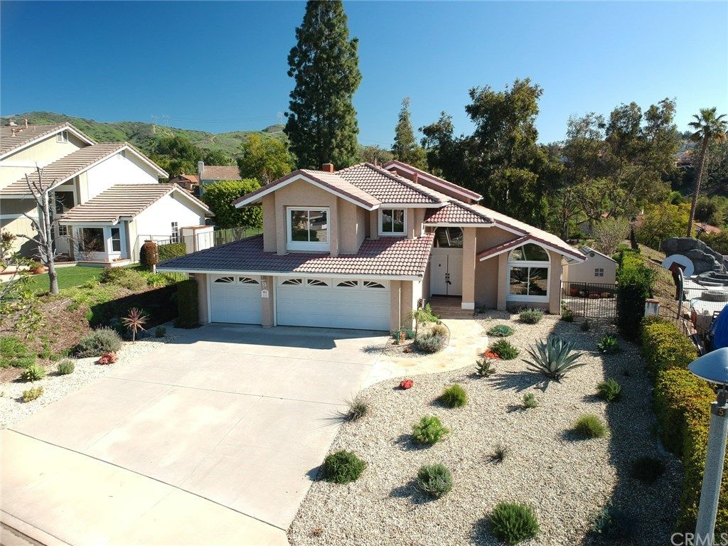 Yorba Linda Ca Zip Code Map.4780 Dorinda Rd Yorba Linda Ca 92887 3 Bed 3 Bath Single