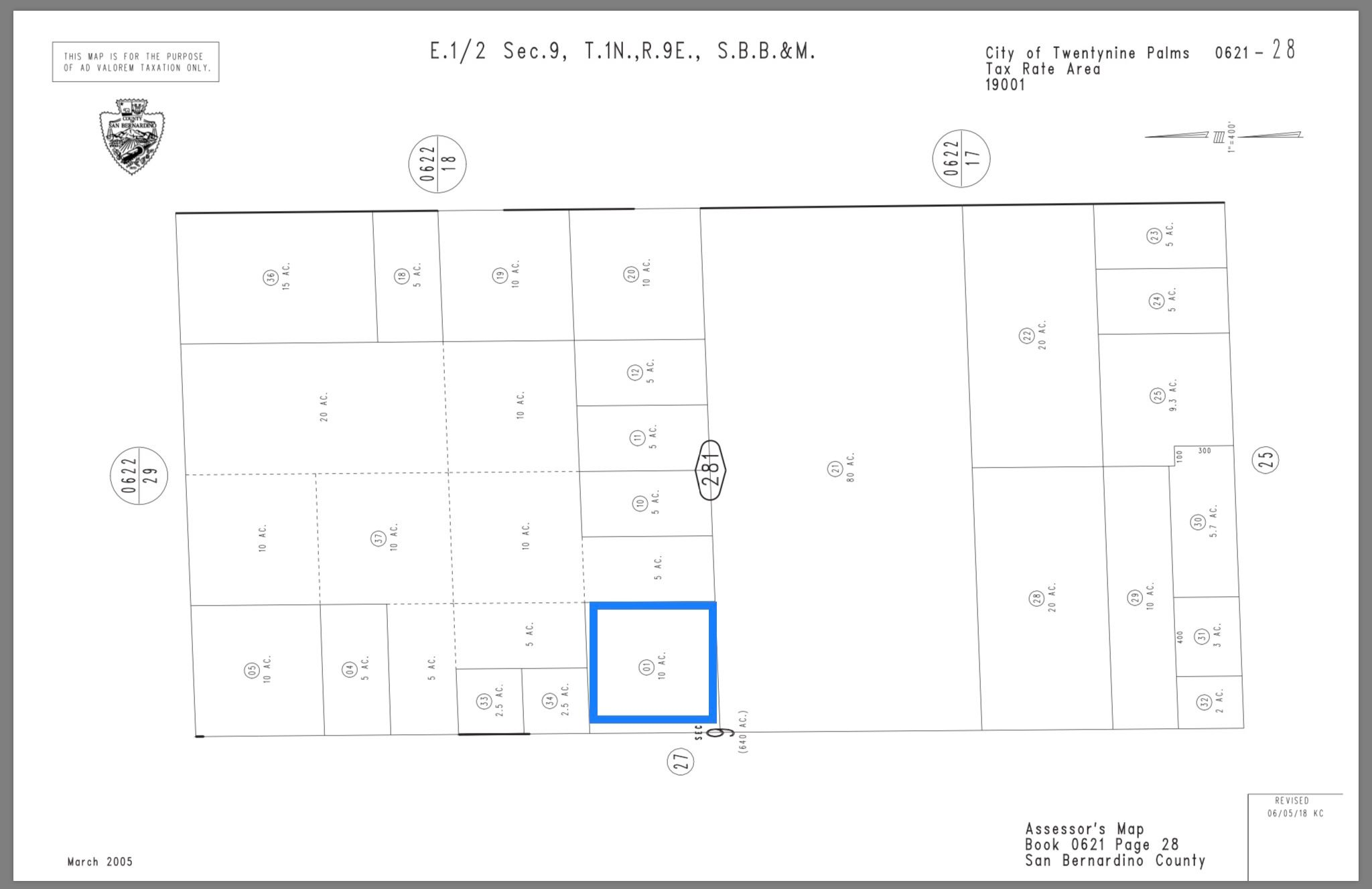 Indian Trl, Twentynine Palms, CA 92277 - Lot/Land - 3 Photos | Trulia