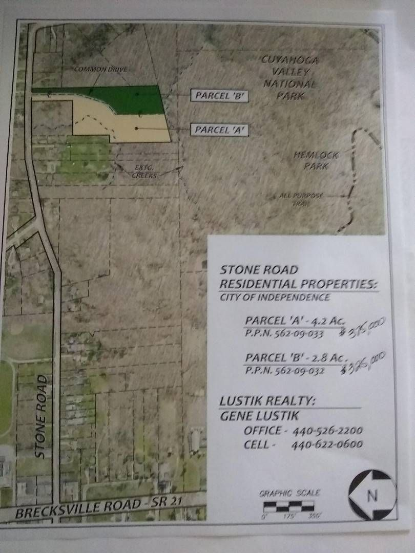 Parcel B Stone Rd Independence Oh 44131 Lot Land Mls