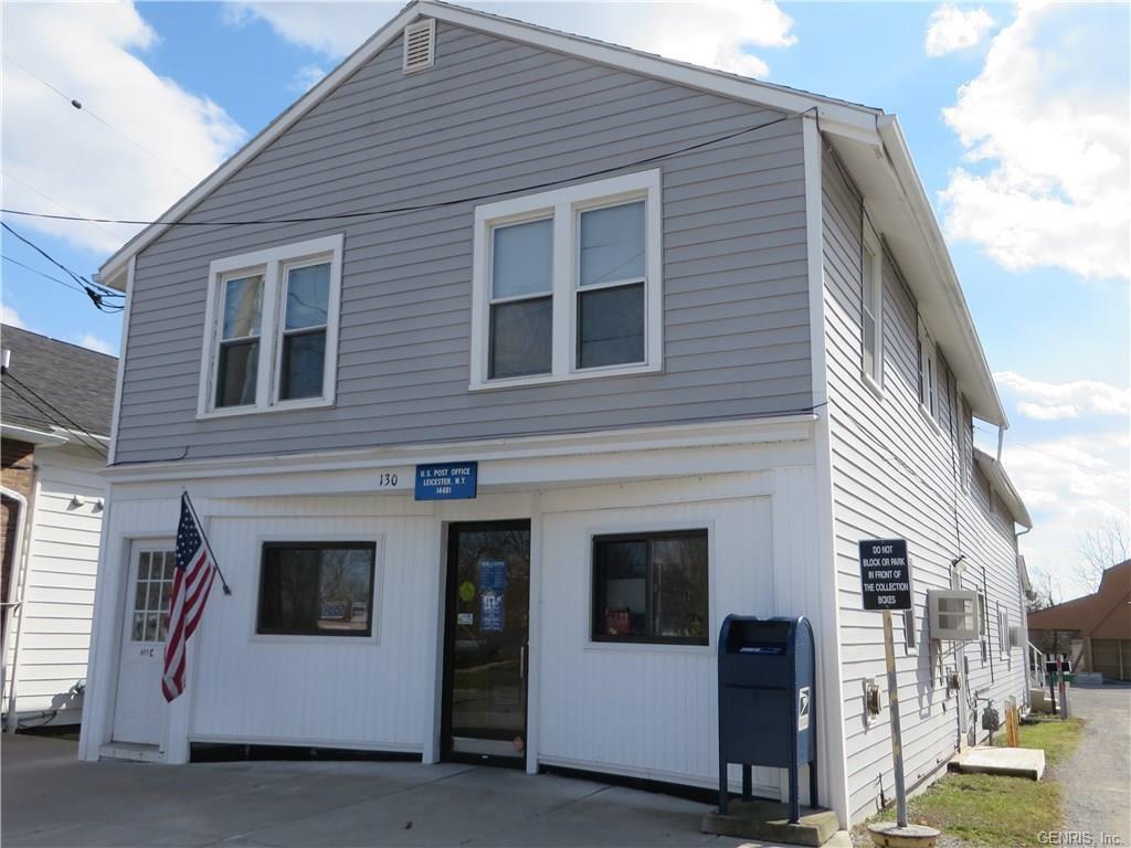 New york livingston county leicester - 130 Main St