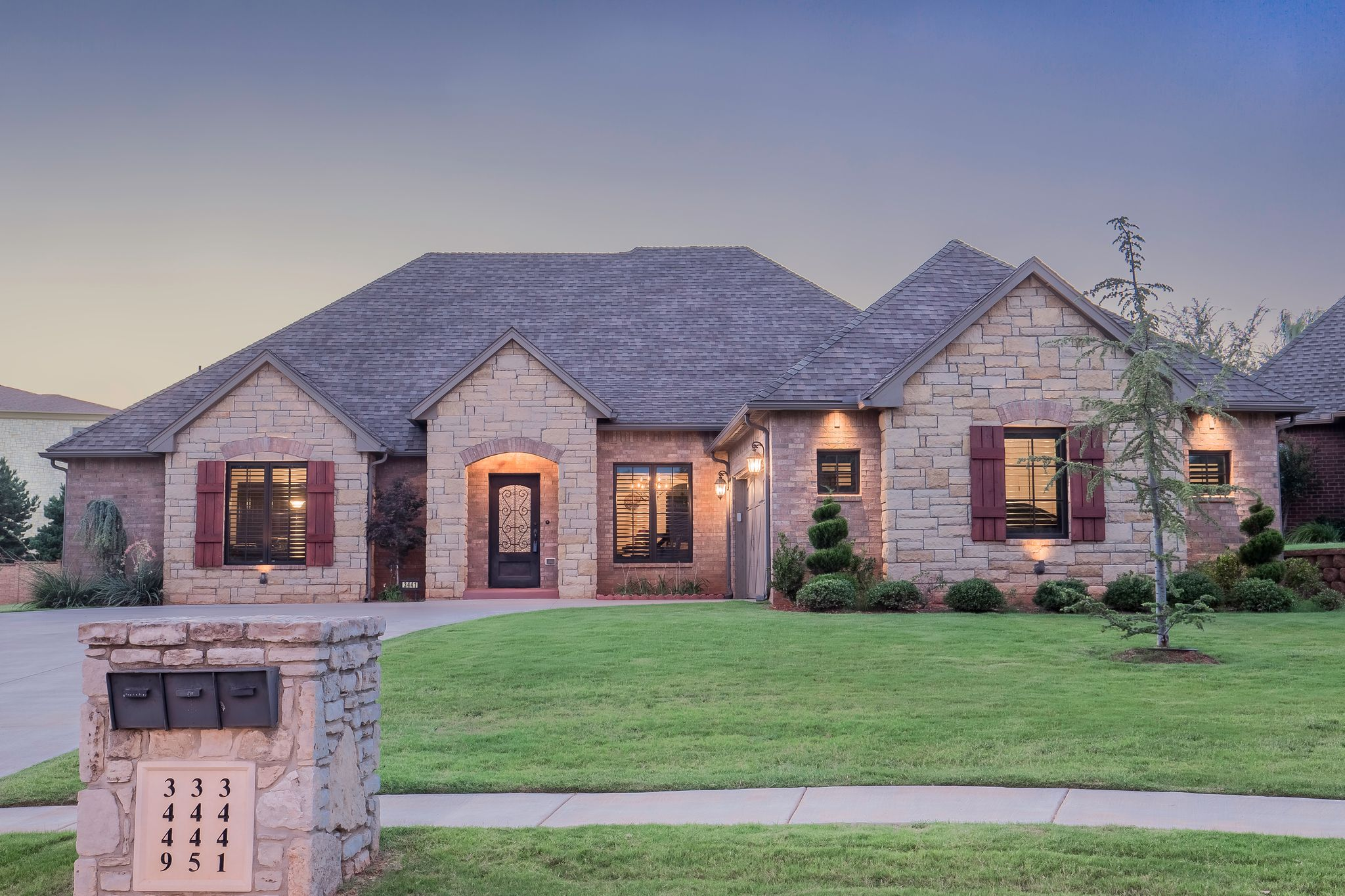 3441 Stone Brook Ct Oklahoma City OK Recently Sold