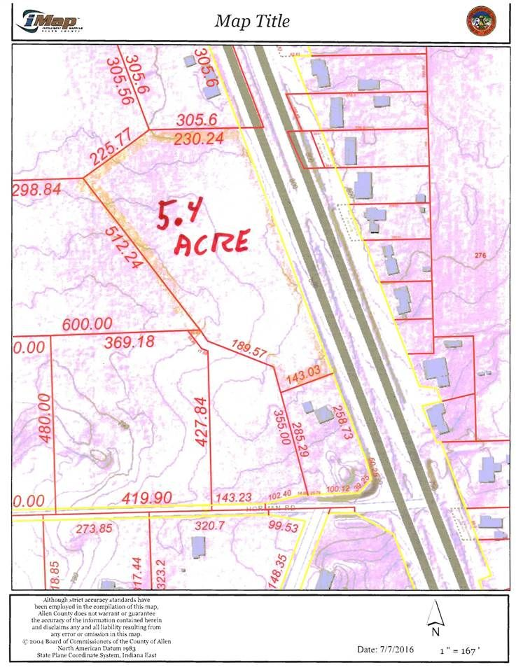us highway 27 27 1 map view