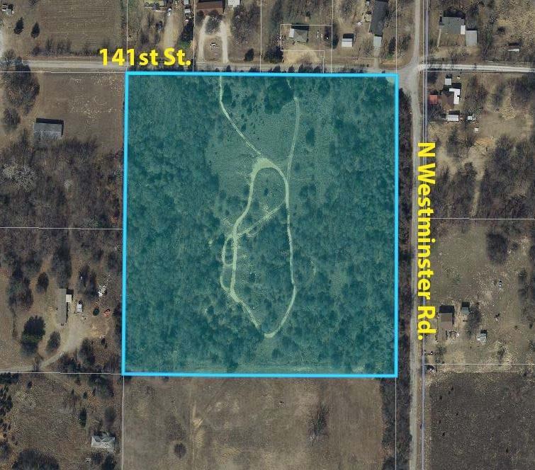 Jones Oklahoma Map on