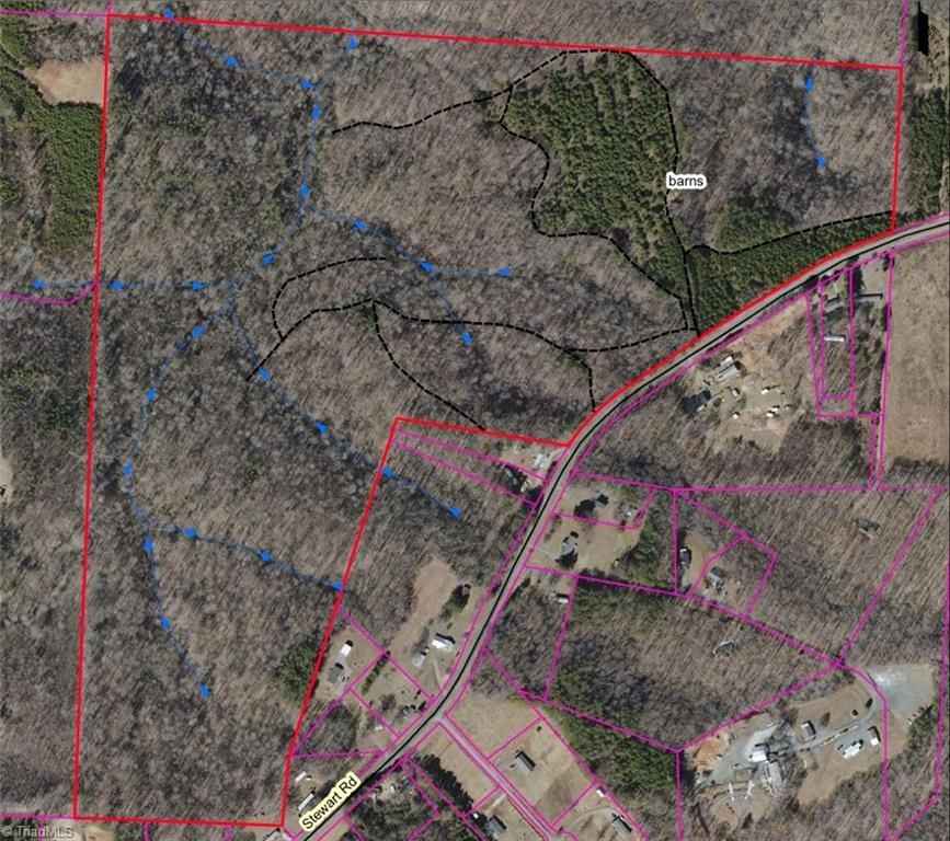 Walnut Cove Nc Map.94 Eight Ac Stewart Rd Walnut Cove Nc 27052 Lot Land Mls