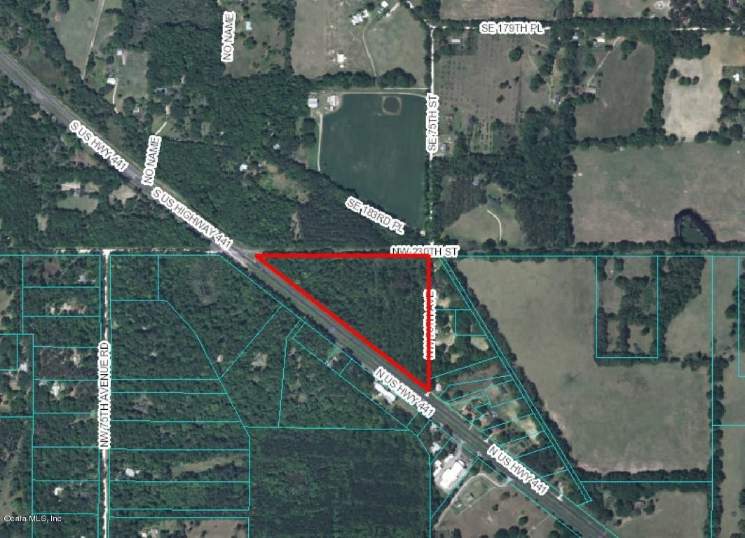 US Highway  For Sale Micanopy FL Trulia - Us 441 map