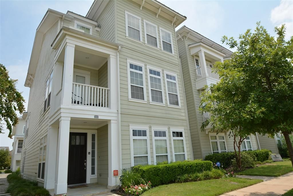 Fine 202 Breezy Way The Woodlands Tx 77380 3 Bed 4 Bath Townhouse Mls 11372545 22 Photos Trulia Download Free Architecture Designs Grimeyleaguecom