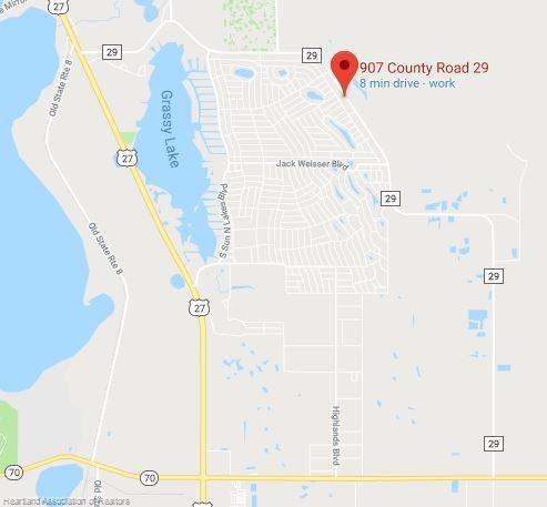 Heartland Florida Map.907 County Road 29 Lake Placid Fl 33852 Lot Land Mls