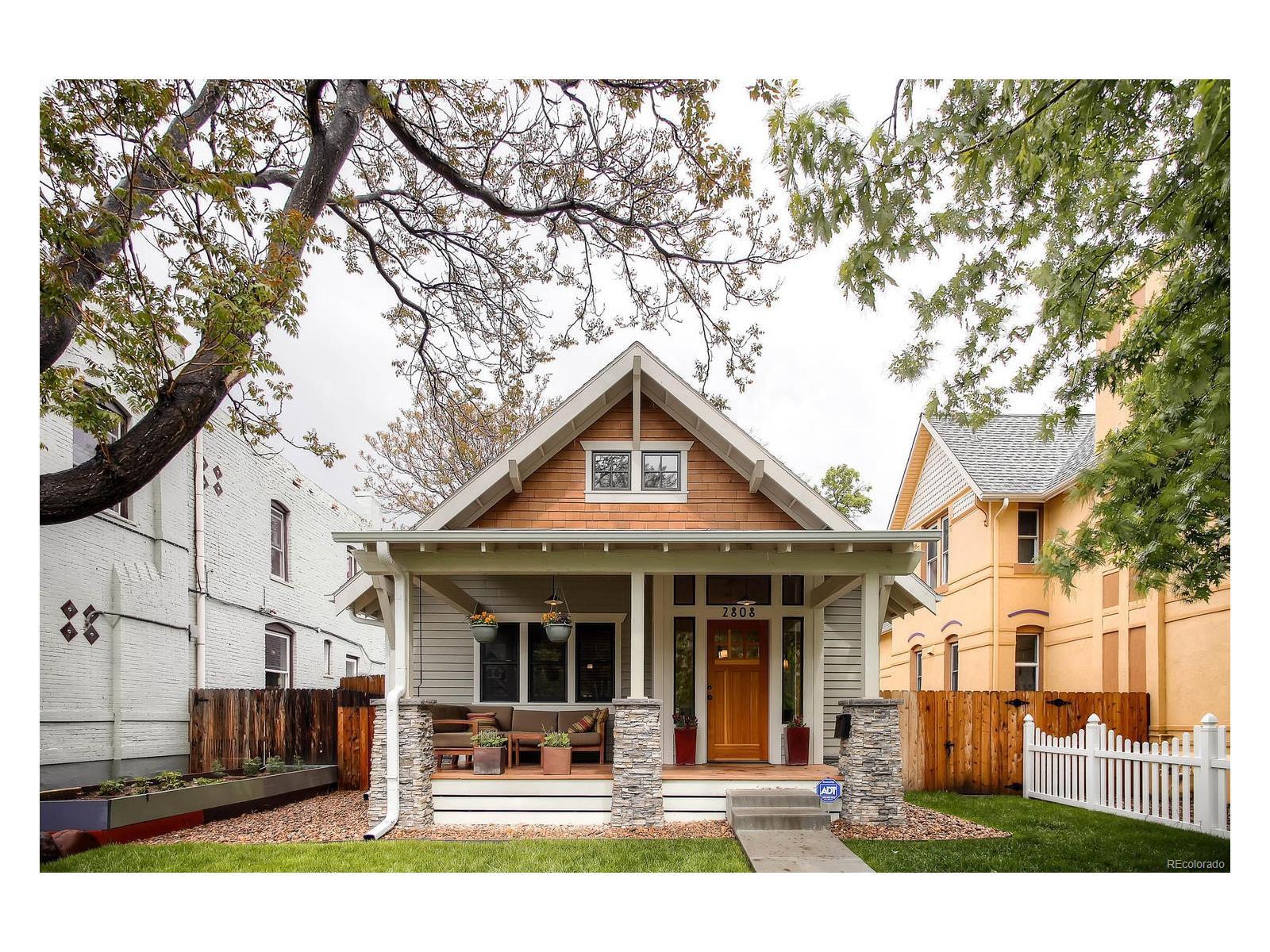 2808 N Lafayette St For Sale Denver CO