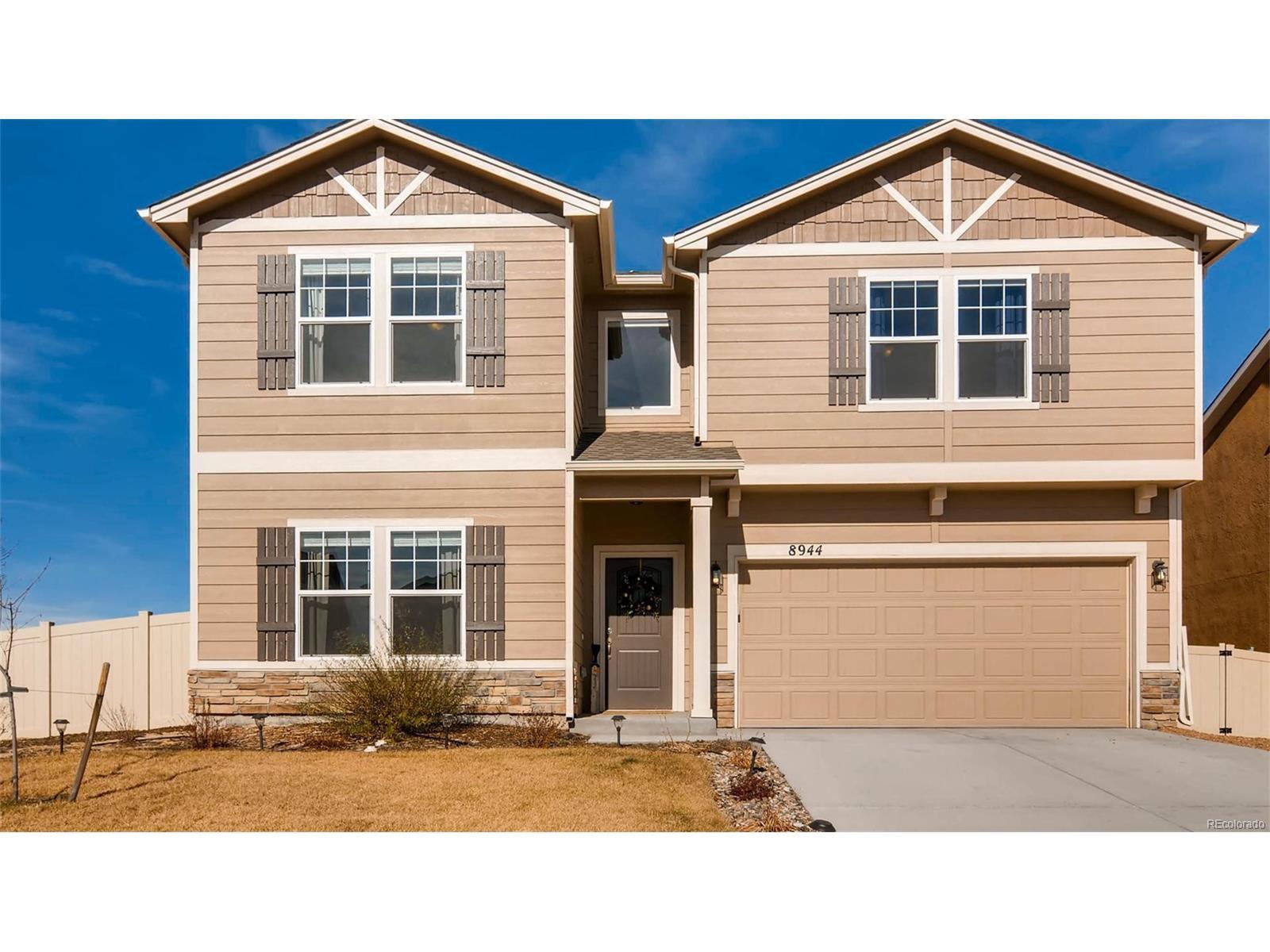 8944 Vanderwood Rd Colorado Springs CO Estimate and Home