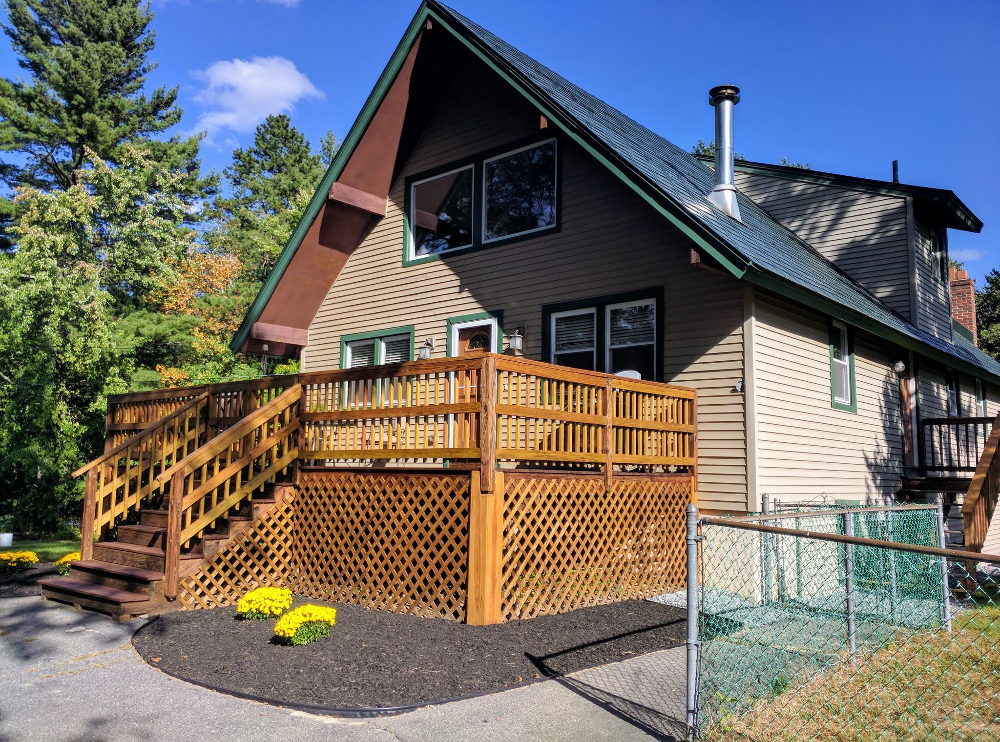oakridge cabins in listing homes log nh donnellan for sale coventry org
