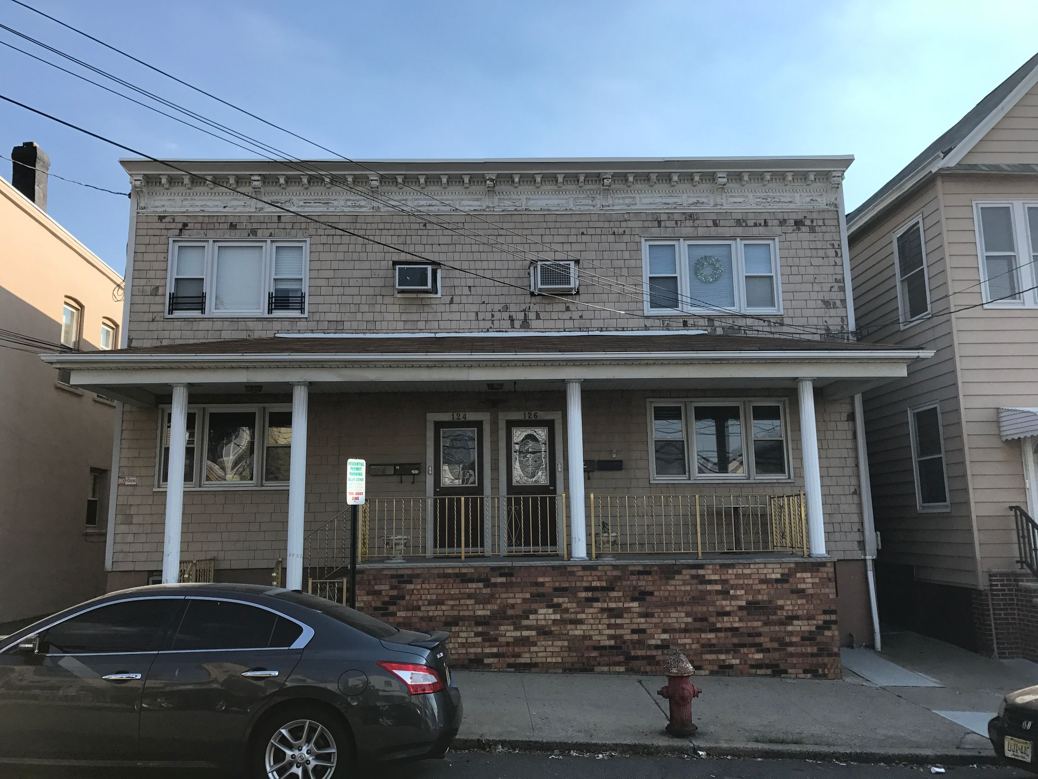 124 126 W 21st St Bayonne NJ Estimate and Home Details