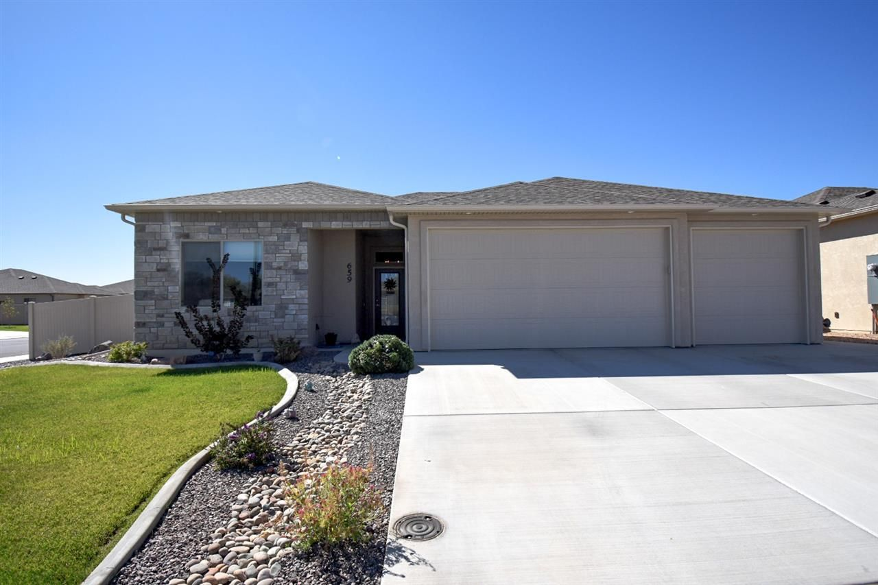 659 Medhurst Ln Grand Junction Co 81504 3 Bed 2 Bath Single