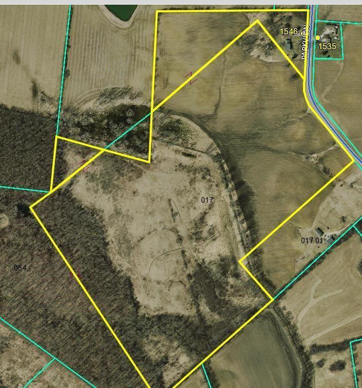 Mechanicsburg Ohio Map.S Parkview Rd Mechanicsburg Oh 43044 Lot Land Mls