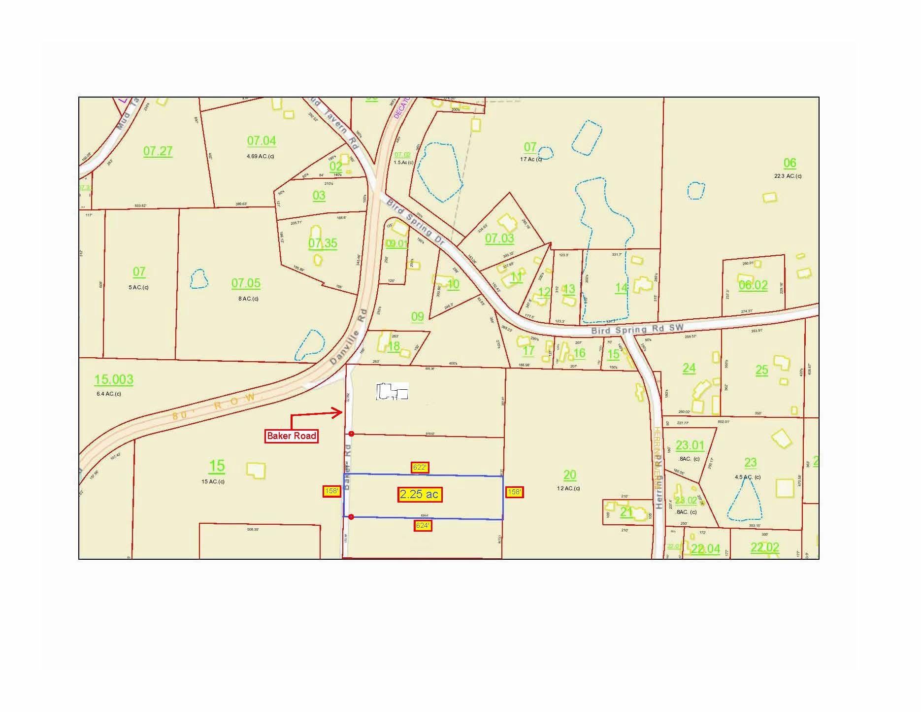 Baker Rd, Decatur, AL 35603 | Trulia