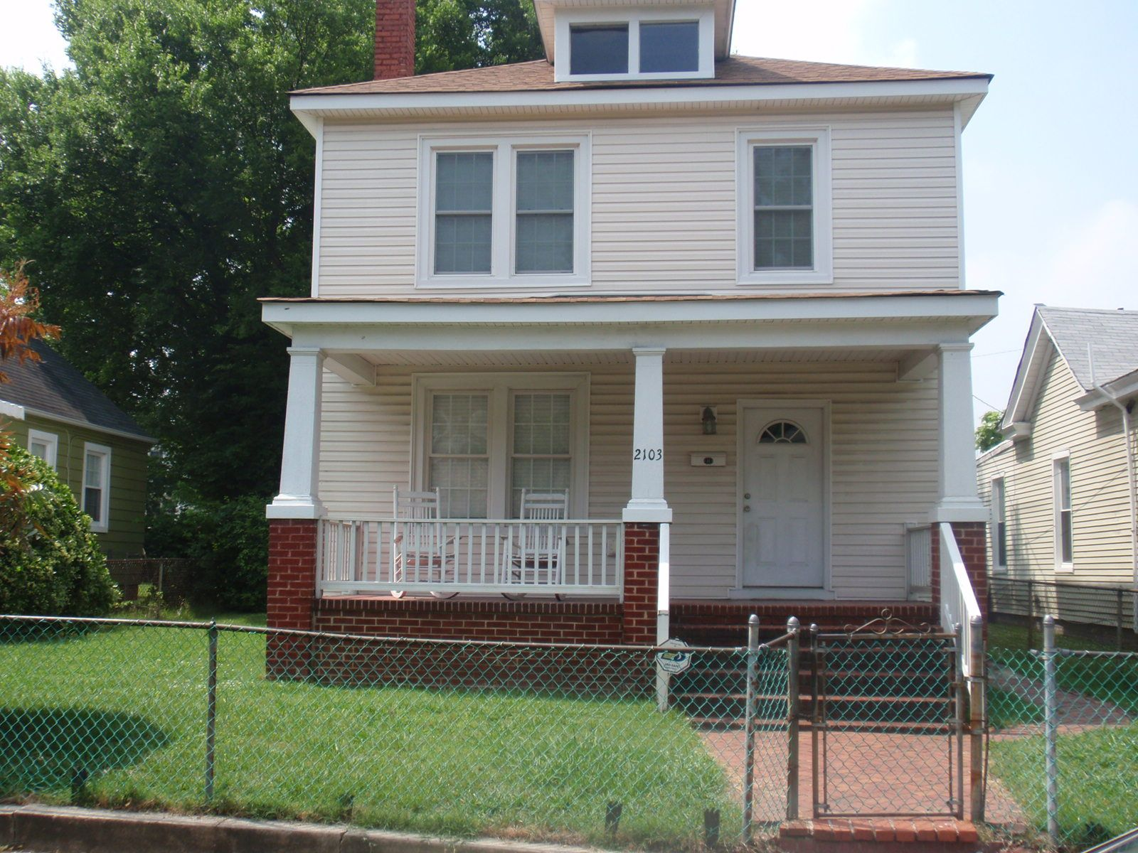 2103 Dinwid Ave Richmond VA Estimate and Home Details