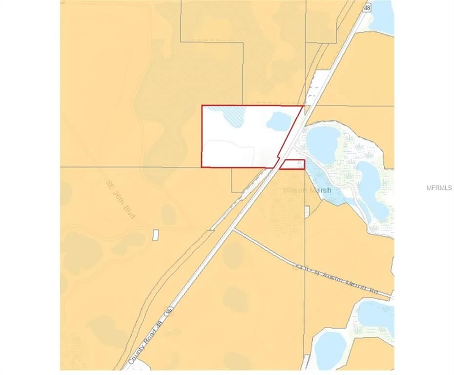 Groveland Florida Map.911 County Road 48 Groveland Fl 34736 Lot Land Mls