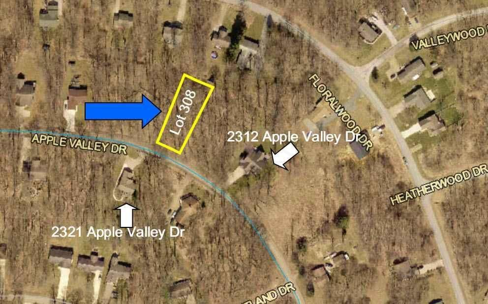 Apple Valley Lot 308 For Sale Howard Oh Trulia