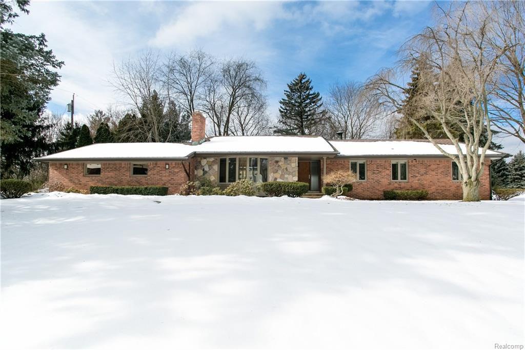 4944 Cimarron Dr For Sale - Bloomfield Hills, MI | Trulia
