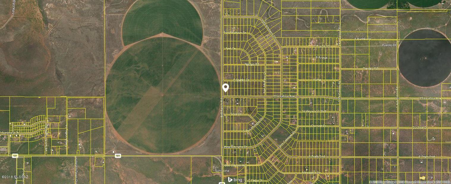 Pearce Arizona Map.Tbd Bell Ranch Rd Pearce Az 85625 Lot Land Mls 21817929