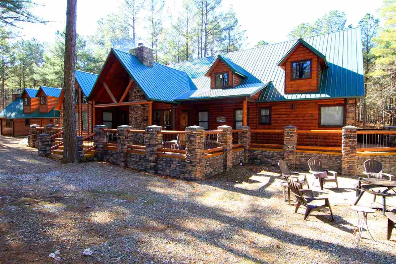 state rent bow sleep beavers with luxury broken oklahoma rentals ok cabins lake cabin park for rental hot tub bend