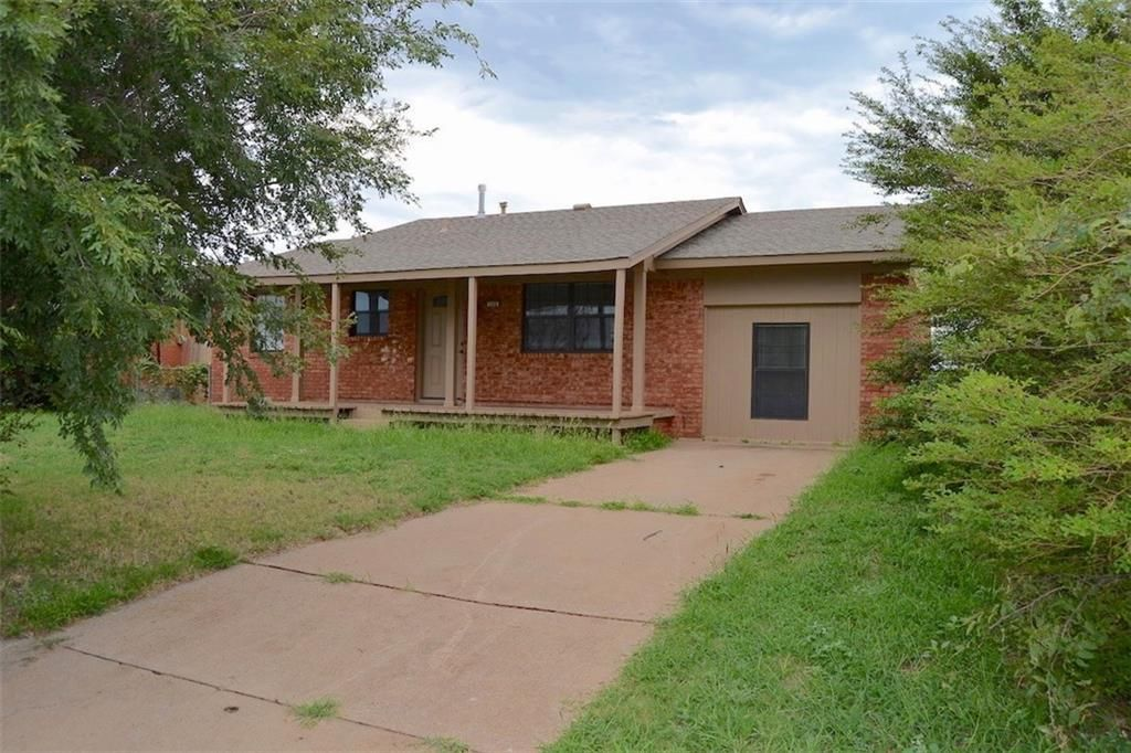 Burns Flat Ok >> 206 Denise Dr Burns Flat Ok 73624 3 Bed 1 Bath Single Family