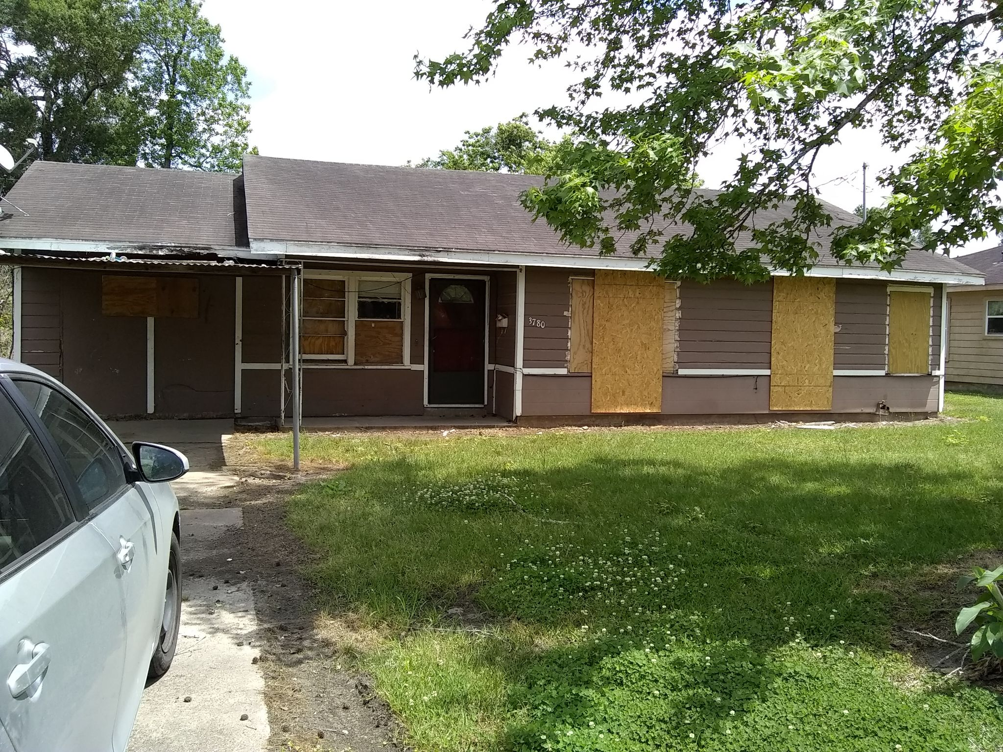 3780 Detroit St Beaumont Tx 77703 4 Bed 1 Bath Single Family