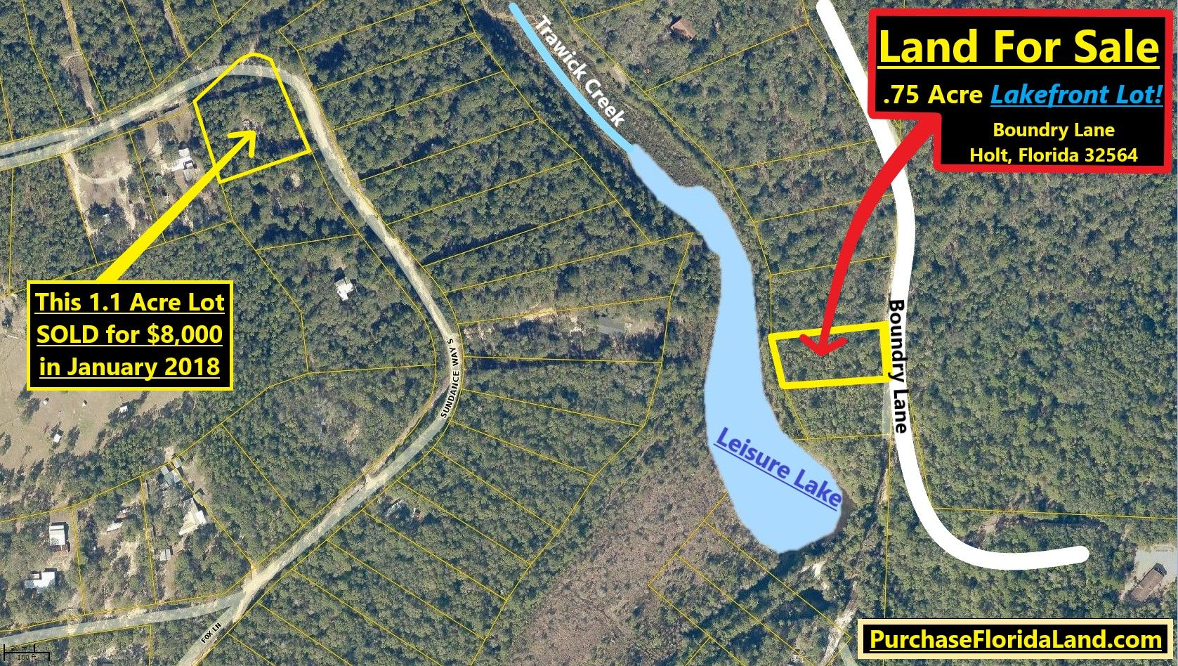 Holt Florida Map.Boundry Ln Holt Fl 32564 Lot Land 9 Photos Trulia