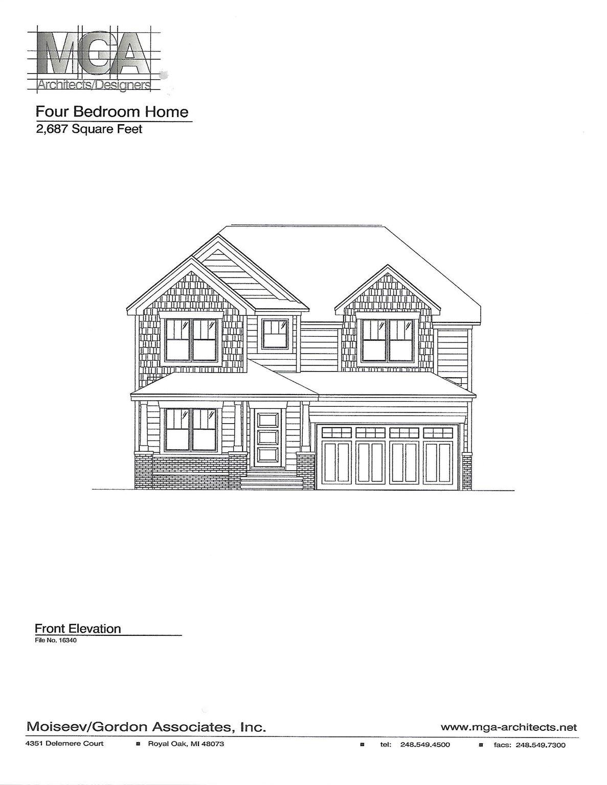 1612 N Maple Ave, Royal Oak, MI 48067 - Estimate and Home Details ...