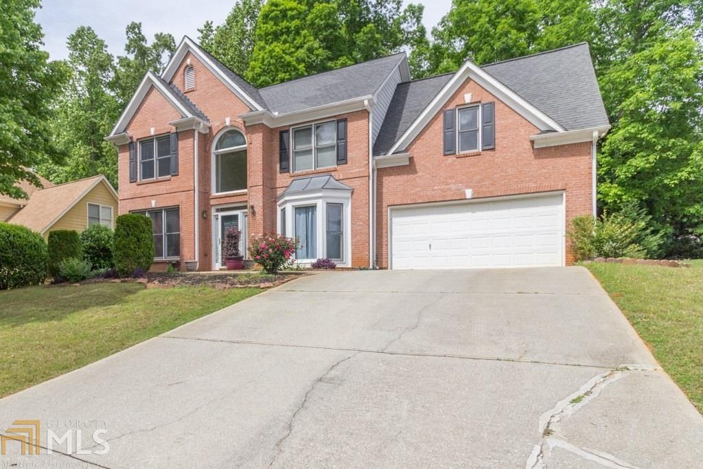 7184 Sweetwater Valley Stone Mountain Ga 30087 4 Bed 3 Bath