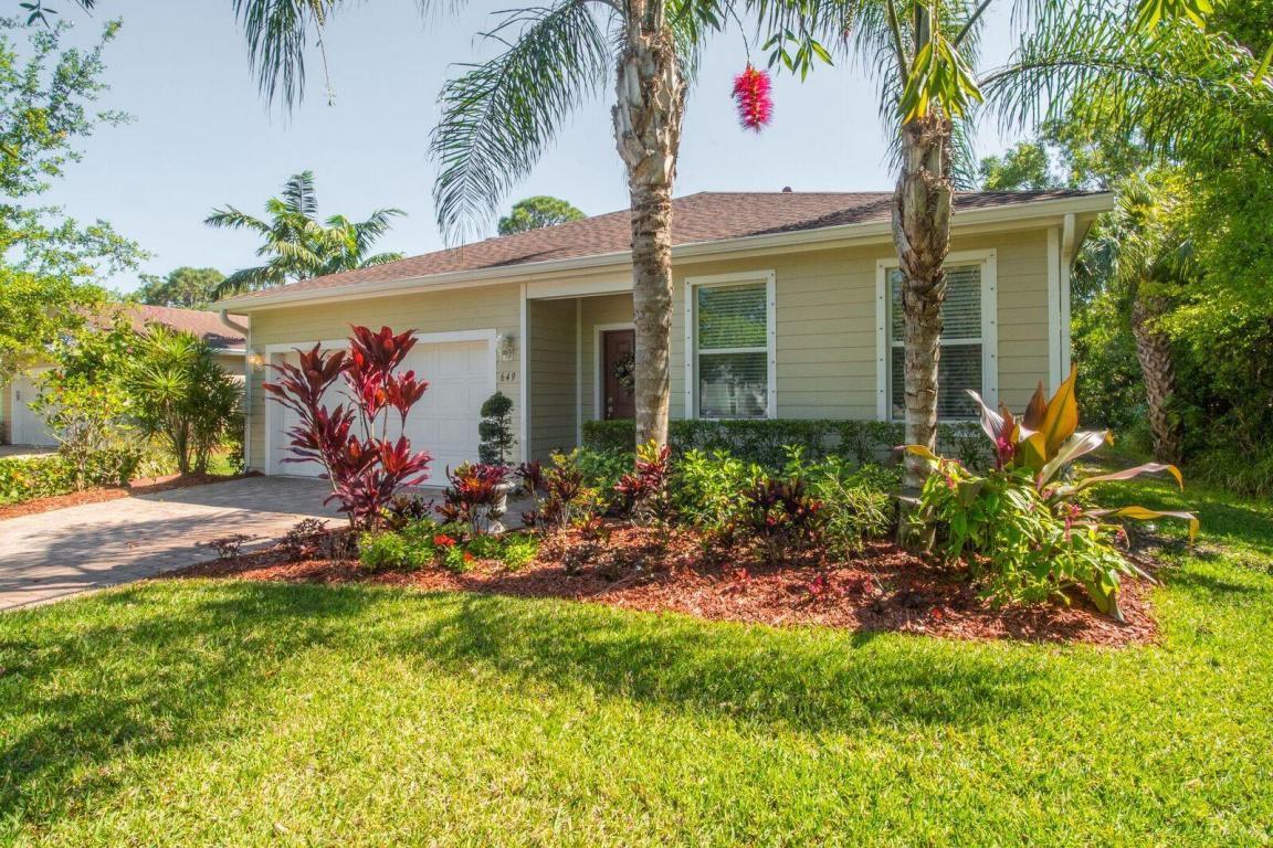 649 NE Moss Rose Pl For Sale - Pt Saint Lucie, FL | Trulia