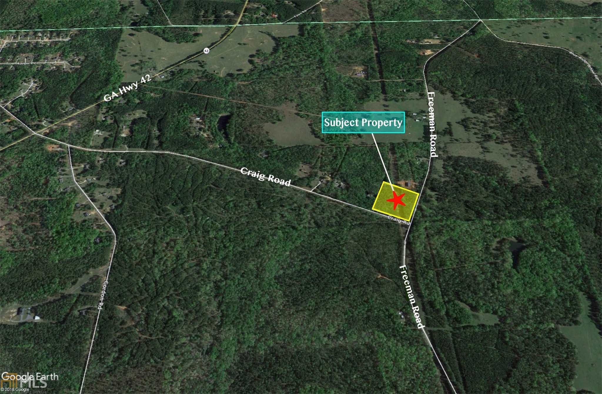 Forsyth Georgia Map.Freeman Rd Forsyth Ga 31029 Lot Land Mls 8485205 Trulia