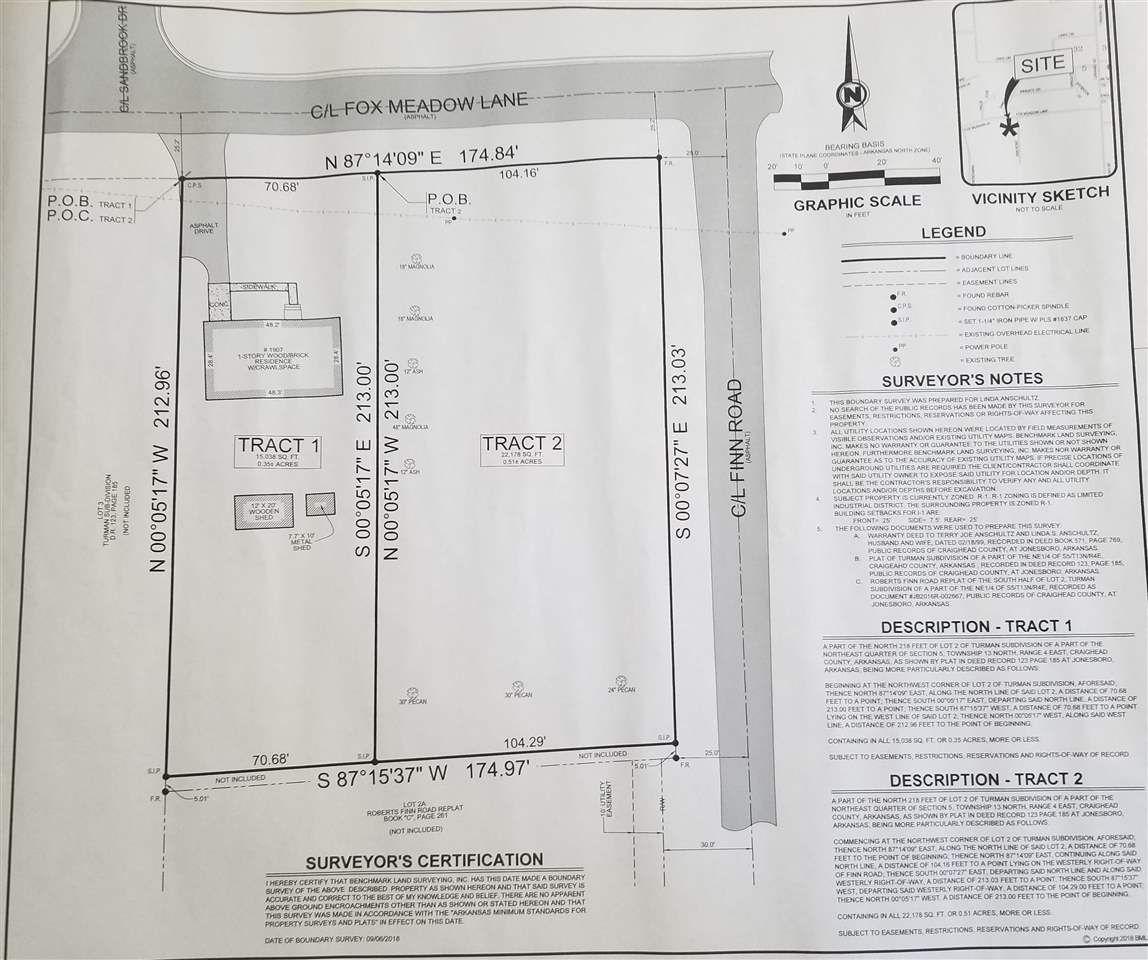 51 Acre Fox Meadow Ln, Jonesboro, AR 72404 - Lot/Land - MLS #10080078 |  Trulia