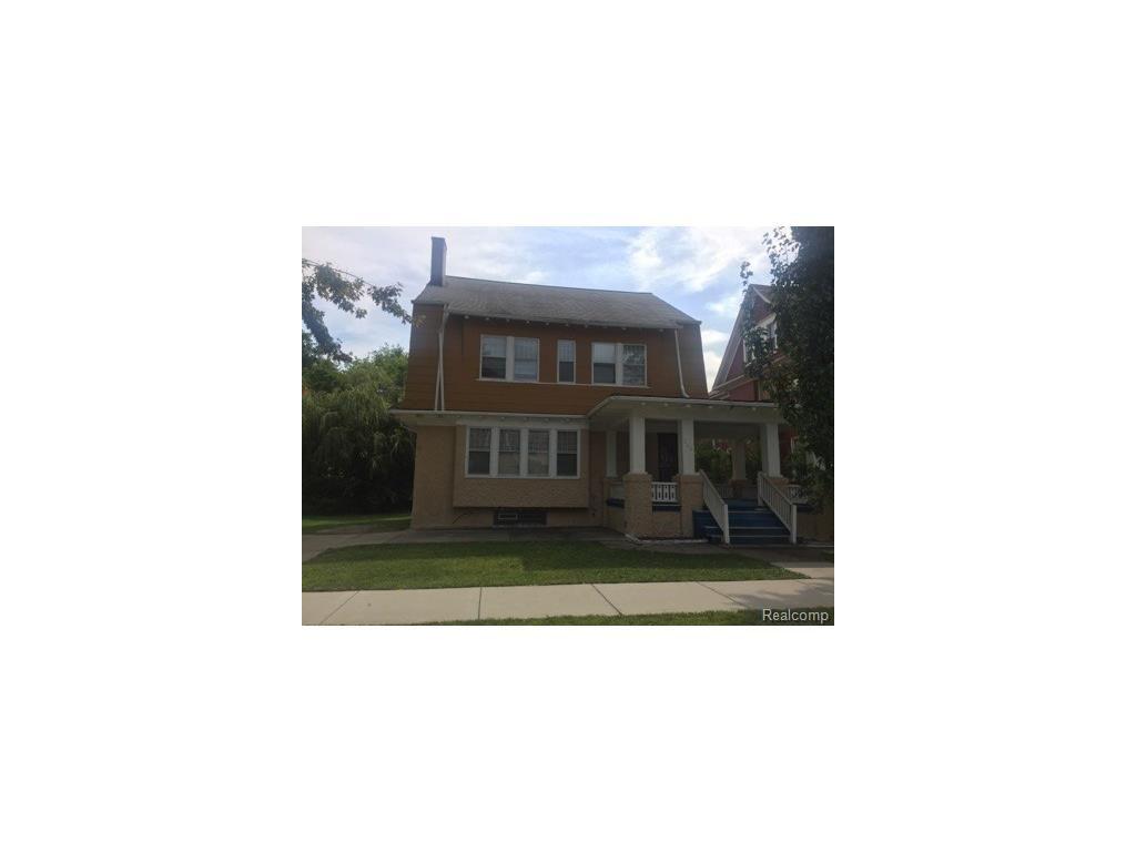 260 Chandler St, Detroit, MI 48202 - Recently Sold | Trulia