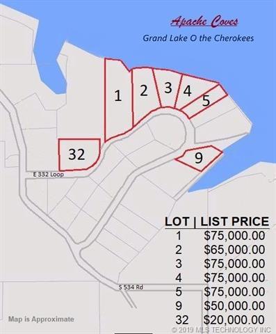 Jay Oklahoma Map.32 E 332nd Loop Jay Ok 74346 Lot Land Mls 1902660 5