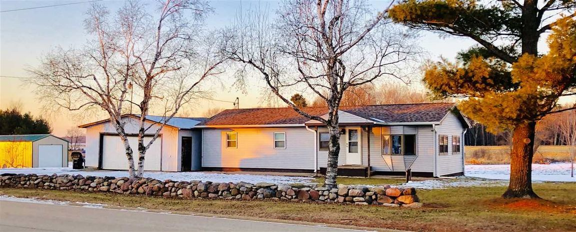 ee5ab633310 W9958 State Highway 76, Bear Creek, WI 54922 - 3 Bed, 1 Bath Single-Family  Home - MLS #50197888 - 18 Photos | Trulia