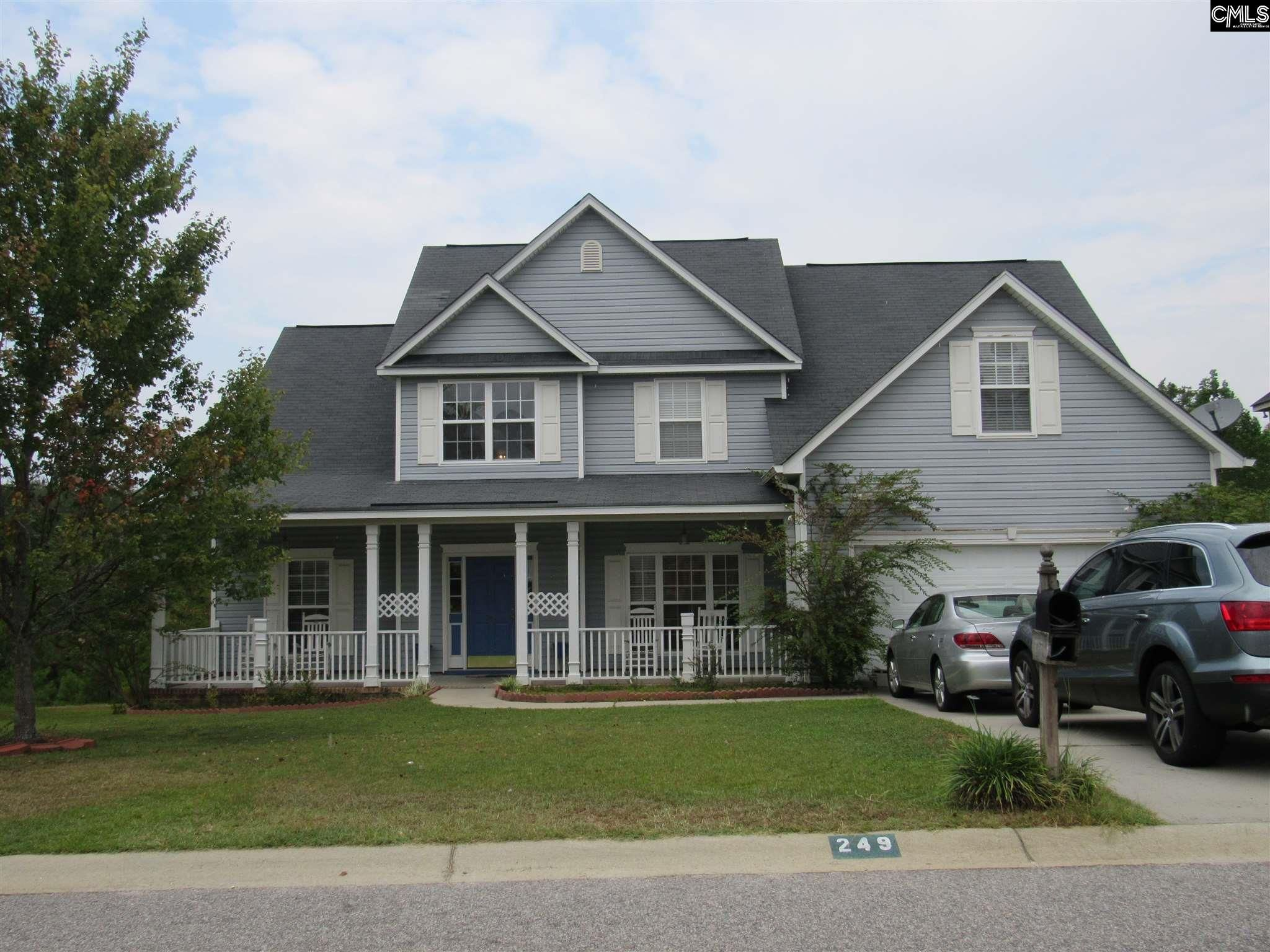 249 Kenmore Park Dr For Sale Columbia SC
