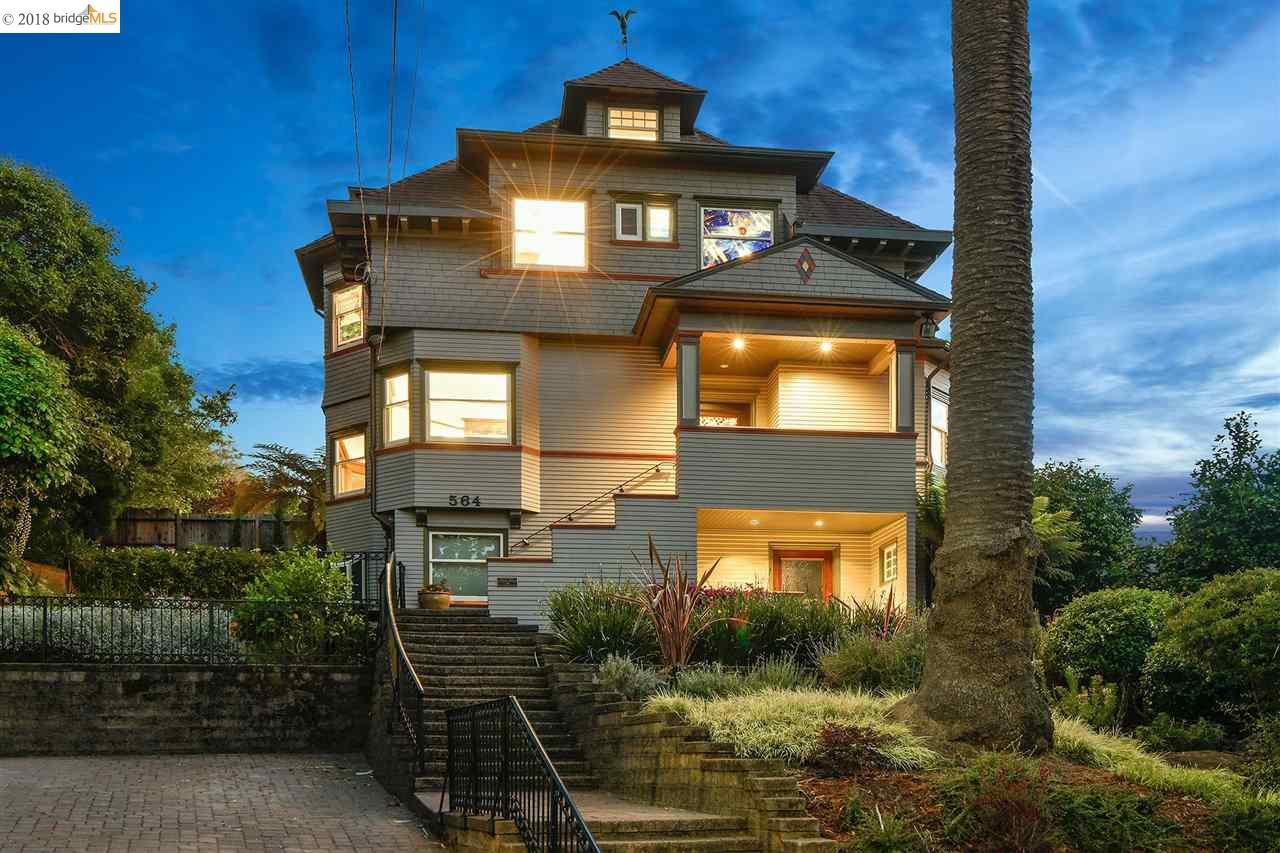 564 El Dorado Ave For Sale - Oakland, CA   Trulia