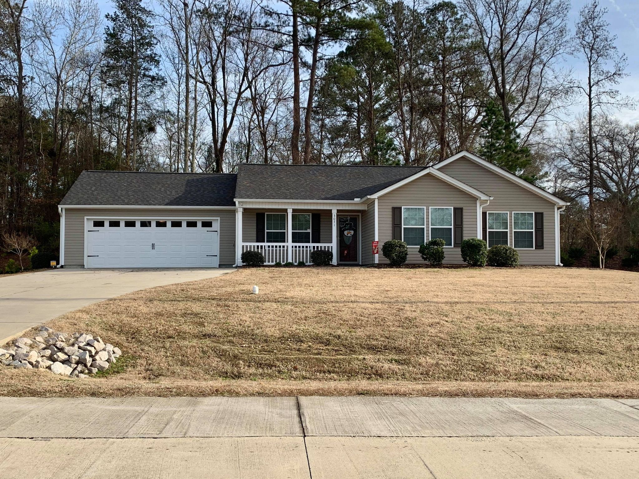 3071 Georgetown Rd Lancaster Sc 29720 3 Bed 2 Bath Single