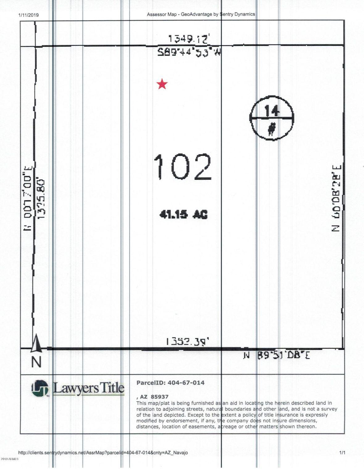Tbd White Mountain Lake Ranches -- #Lot 102, White Mountain Lake, AZ 85912  - Lot/Land - MLS #5872719 | Trulia