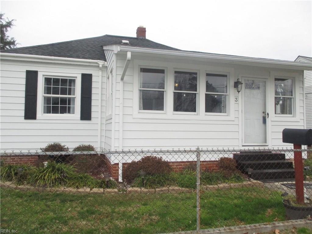 3 Cavalier Rd For Sale - Hampton, VA   Trulia