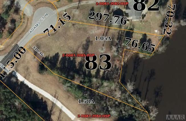 104 Adams Ct Hertford Nc 27944 Lot Land Mls 93007 Trulia